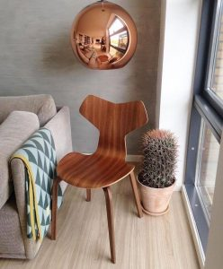 Grand Prix stol - Arne Jacobsen