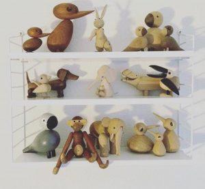 Træfigruer - Kay Bojesen