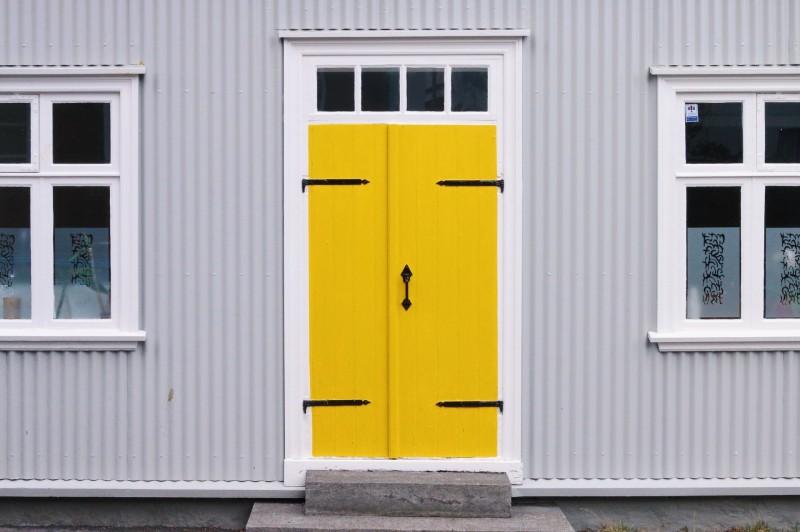 Sørg for at vælge en dør i god kvalitet til dit hjem